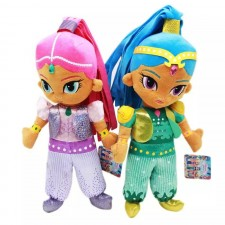 Set Papusi Shimmer si Shine Plus 30 cm