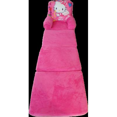 Fotoliu din plus extensibil 150 cm Hello Kitty