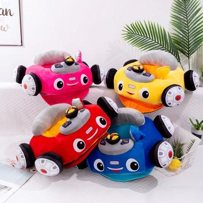 Fotoliu din plus bebe masinuta Funny Car