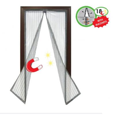 Plasa anti tantari pentru usa cu magneti 2,2 x 1,5 m