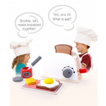 Joc Mic Dejun- Prajitor de paine