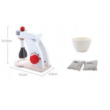 Joc Mic Dejun - Mixer din lemn