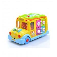 Jucarie bebe interactiva Autobuz