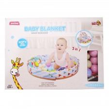 Spatiu de joaca bebe 3 in 1