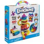 Set de creatie pentru copii Bunchems 400 piese