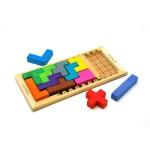 Joc din lemn Katamino