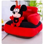 Fotoliu din plus cu spatar Mickey/Minnie Mouse
