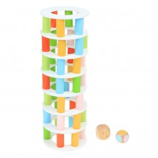 Turn de stivuit din lemn EasyPeasy