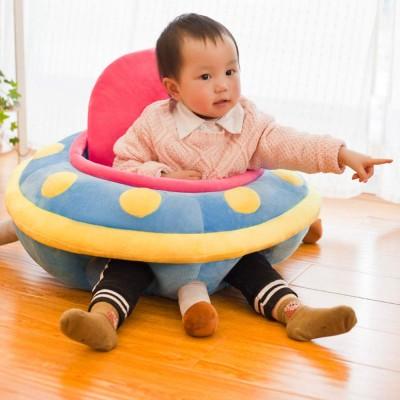 Fotoliu din plus bebe cu spatar OZN