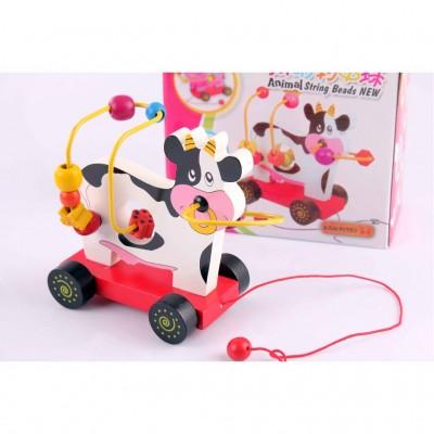 Joc montessori circuit - Vacuta