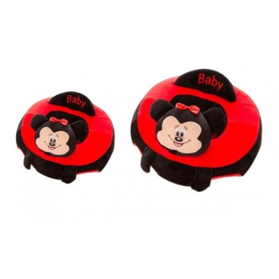 Fotoliu din plus Baby Minnie Mouse XL